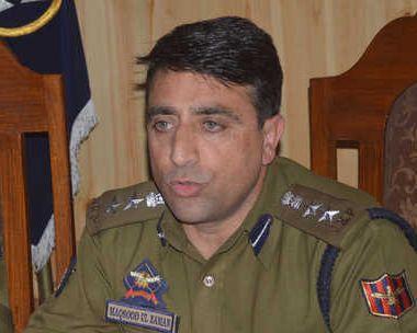 JKPS Officer Maqsood-ul-Zaman Suspended