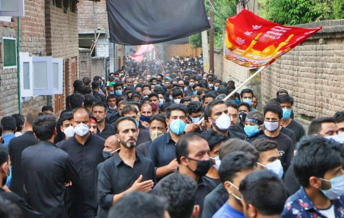 Shia community split over decision to allow Muharram procession after 30 years