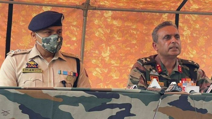 7 militants killed, one captured alive in Uri operation: Army