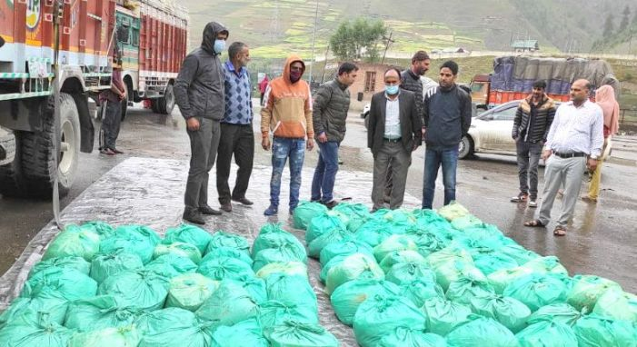 ANTF recovers 1,000 kgs of poppy straw