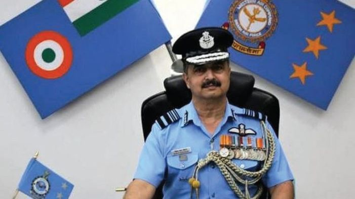Eastern Ladakh situation required stretching of equipment to limits: IAF chief