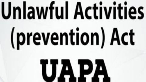 Police seize 2 vehicles under UAPA
