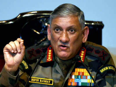 Terrorism will keep growing like a 'multi headed monster': Army Chief
