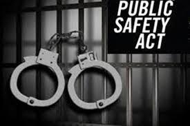 PSA slapped on three Bandipora youth, shifted to Kotbalwal jail