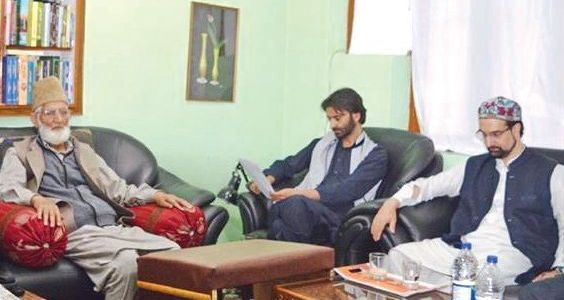 JRL calls for shutdown in poll bound areas on Thursday