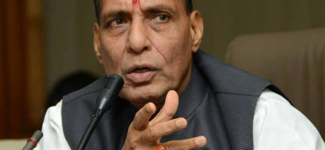 No party willing to form govt in state, Home Minister Rajnath Singh tells Lok Sabha
