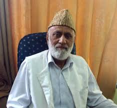 Geelani's son-in-law was noble soul: Sehrai