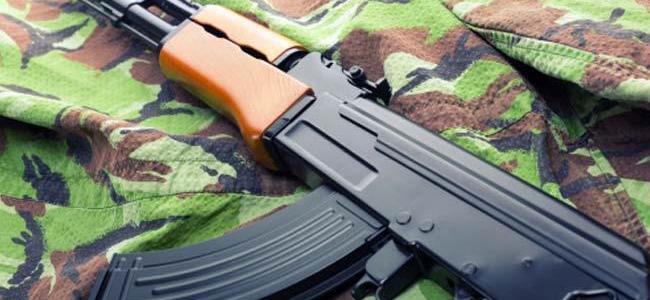 Militants loot weapons from ex-legislators house