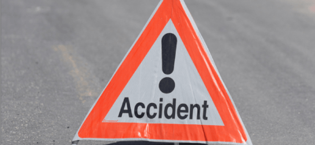 Four dead, several injured in car-bus collision in Nashik