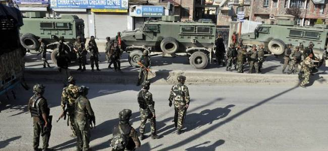 Militants mount attack on Army in Shopian