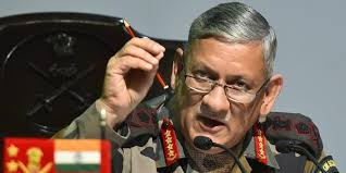 India has no extra-territorial ambitions: Army chief