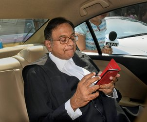Modi govt trying to capture RBI: Chidambaram