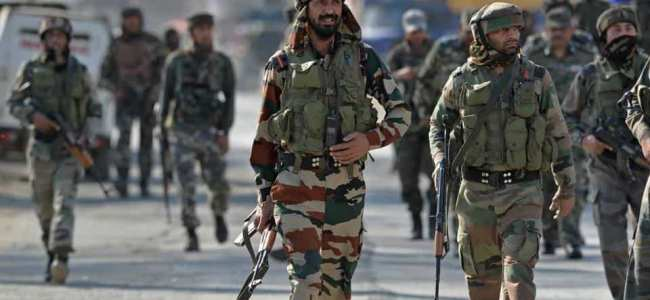Gunfight rages in Ganderbal's Bakoora area
