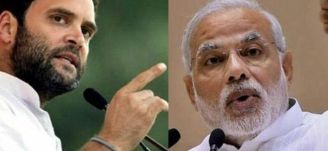 Modi is old and in a hurry, so telling lies: Rahul