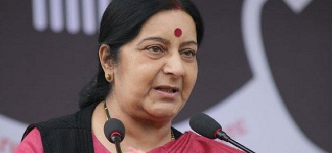 India has moved closer to Arab world, other Muslim nations under Modi govt: Swaraj