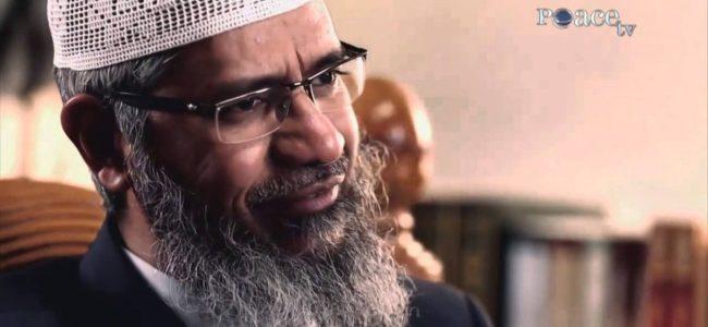 Indian govt pressurising Interpol for red corner notice: Zakir Naik
