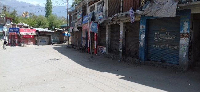Kashmir shuts on JRL call to protest Hurriyat leader's assassination, militant killings