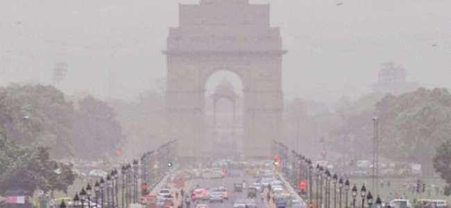 Around 12.4 lakh deaths in India in 2017 attributable to air pollution: Study