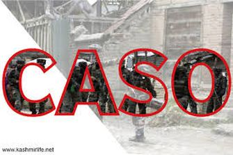 CASO in Sopore, Hajin villages