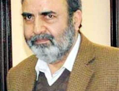 Former CS M Iqbal Khanday passes away