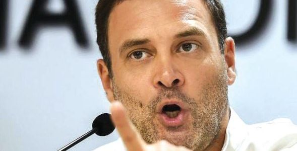 2018 was a year of resurgence for Congress, Rahul