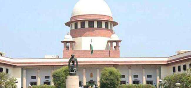 SC to hear Ram Janmabhoomi-Babri Masjid land title dispute today