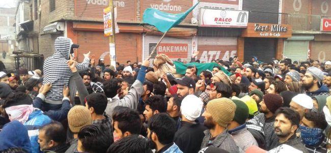 Two Hizbul militants killed in Awantipora encounter