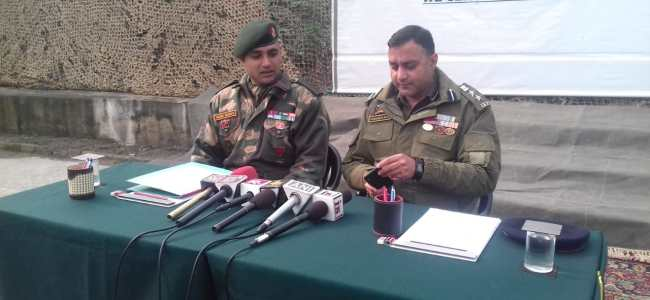 Army on Khrew encounter: We have been tracking their movement for a month, killed Pak militant, overpowered local