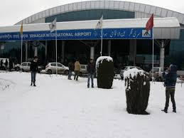 20 flights operated from Srinagar airport today, 8 were cancelled