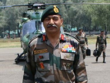 Bijbhera encounter a major success: GOC 15 Corps