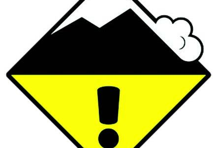 DMA issues high level avalanche warning