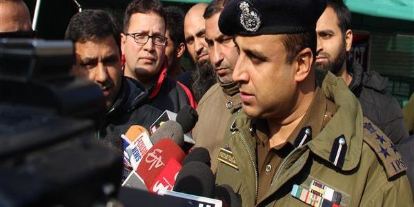 Those behind circulating 'execution videos' identified: IGP Pani