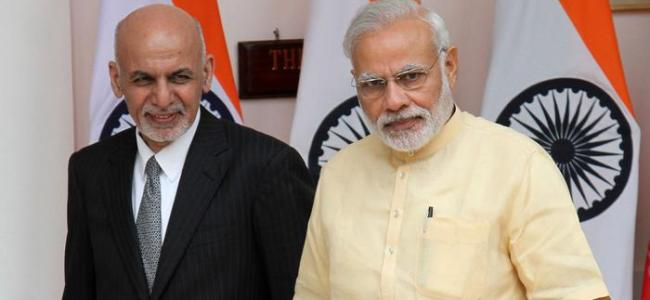 India reaffirms commitment to rebuilding, reconstruction of Afghanistan