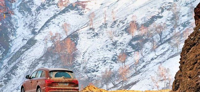 Mughal road closed for vehicular movement following landslides