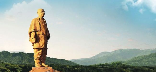 Statue of Unity or Disunity?