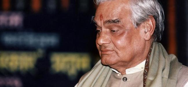 Now, UP secretariatto have Vajpayee's 25-ft tall statue