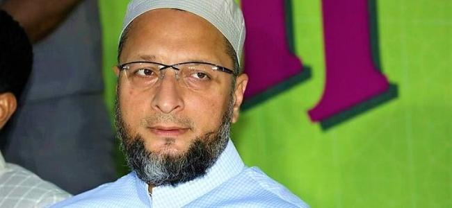 Muslims must reject SC's 'patronising' offer of 5-acre land: Owaisi