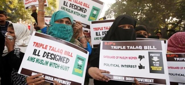 Controversial triple talaq bill comes for discussion in LS today