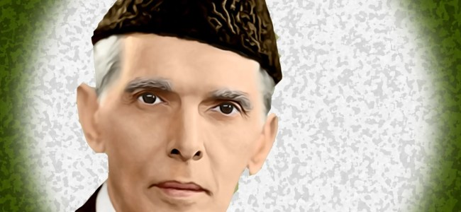 Jinnah's photo in Faizabad jail event sparks row