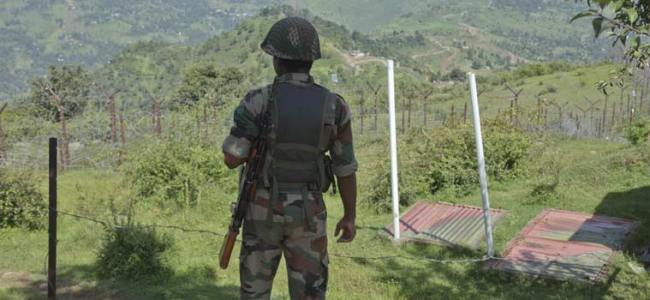 Pak violates ceasefire in Mankote sector in Poonch