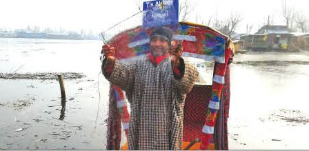 Kashmir shivers in frigid 'Chillai-Kalan'