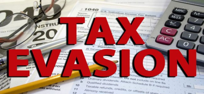 Company sealed for tax evasion