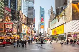 Journalists to lead New Year Eve celebrations at iconic New York's Times Square