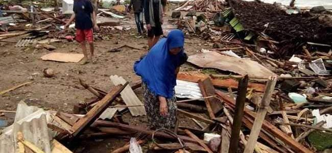Death toll hits 168 after Indonesia tsunami: officials