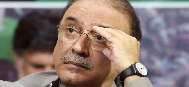 Pak probe spells trouble for ex-president Zardari