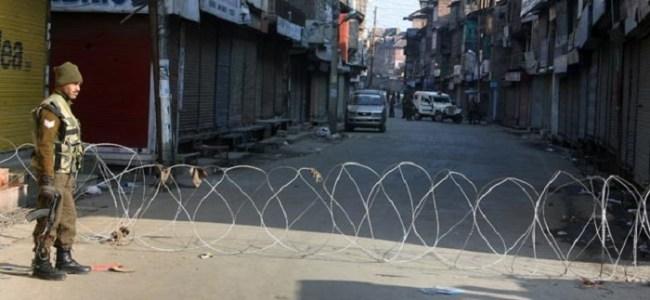 Day curfew lifted in Kishtwar