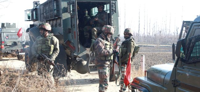 140 militants killed by forces in Jammu and Kashmir between June-Dec 2018: Govt
