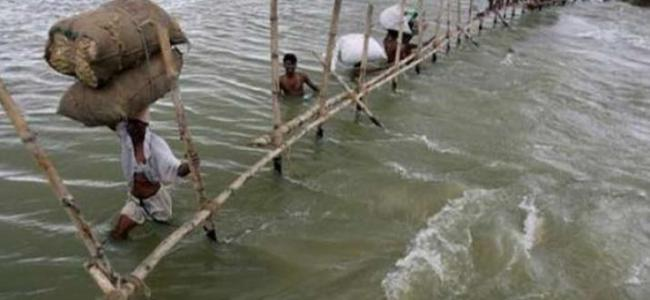 Floods affected over 1 billion people during 2015-17, caused damages worth Rs 85k crore