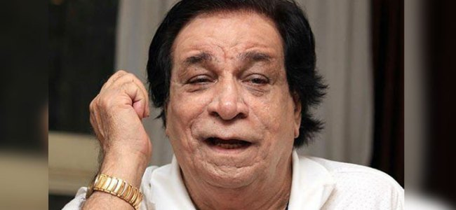 Kader Khan is in hospital: Son nullifies death rumours