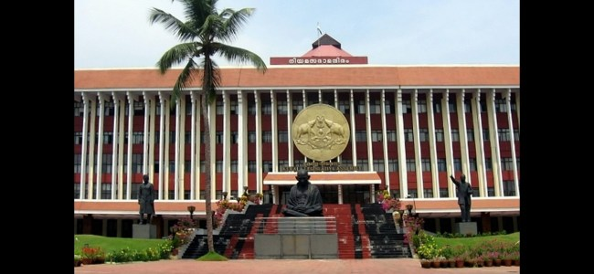 Kerala Assembly session ends, minor scuffle between members